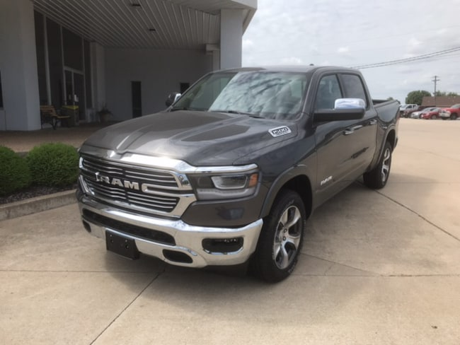 New 2019 Ram 1500 LARAMIE CREW CAB 4X4 5'7 BOX Crew Cab for sale near Jefferson City, MO