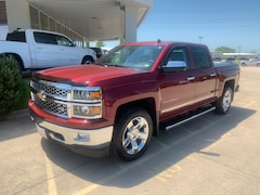 Used 2014 Chevrolet Silverado 1500 LTZ Z71 Truck Crew Cab 3GCUKSEC7EG358547 for Sale in California, MO