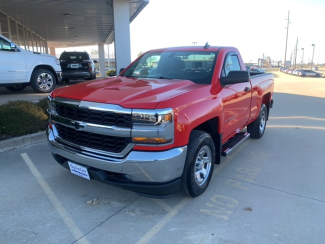 Used 2017 Chevrolet Silverado 1500 LS Truck Regular Cab for sale near columbia mo