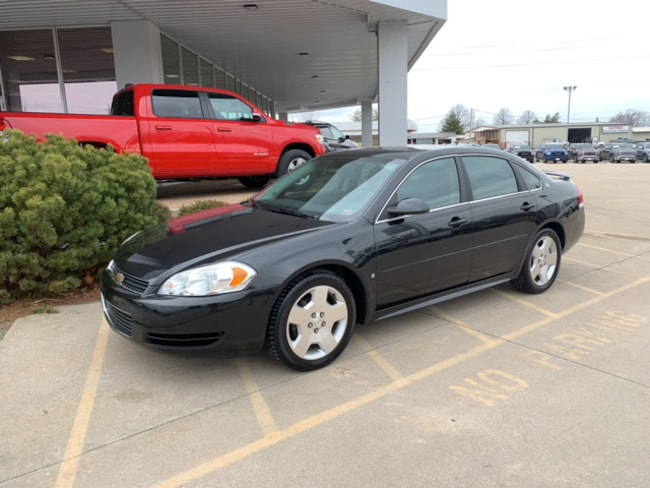 Used 2008 Chevrolet Impala LT 50th Anniversary Sedan for sale near columbia mo