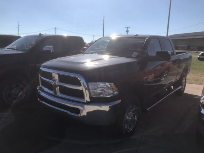 New 2018 Ram 2500 TRADESMAN CREW CAB 4X4 6'4 BOX Crew Cab for sale near Jefferson City, MO