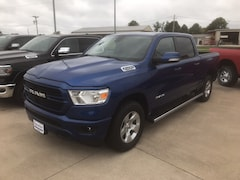 New 2019 Ram 1500 BIG HORN / LONE STAR CREW CAB 4X4 5'7 BOX Crew Cab 1C6SRFFT8KN631532 near Jefferson City, MO