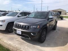 New 2018 Jeep Grand Cherokee LIMITED 4X4 Sport Utility 1C4RJFBG1JC446269 near Jefferson City, MO