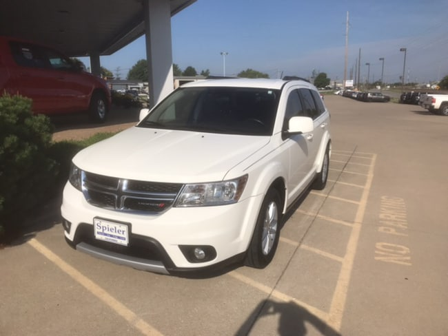 Used 2014 Dodge Journey SXT SUV for sale near columbia mo