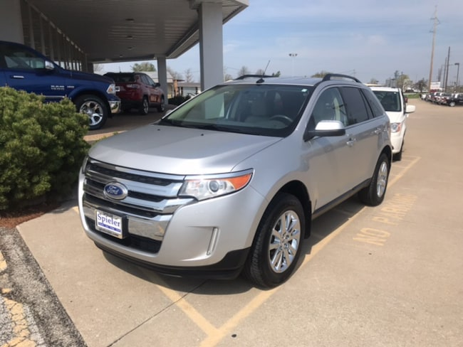 Used 2013 Ford Edge Limited AWD SUV for sale near columbia mo