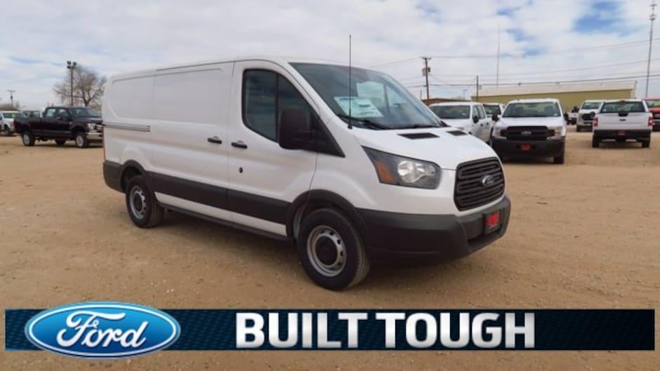 New 2018 Ford Transit-150 Base w/Sliding Pass-Side Cargo Door Van Lamesa