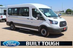 2018 Ford Transit-350 XL Medium Roof Wagon