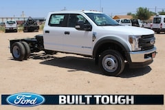2018 Ford F-450 Chassis XL Crew Cab