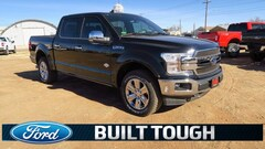New 2018 Ford F-150 King Ranch SuperCrew Lubbock