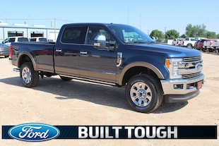 2018 Ford F-350 King Ranch Crew Cab