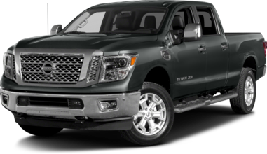 Nissan Titan comparison