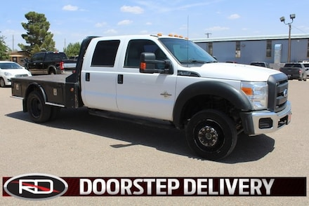 2014 Ford F-450 Chassis XL DRW Truck Crew Cab