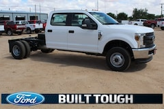 2018 Ford F-350 Chassis XL Crew Cab