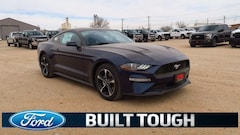New 2018 Ford Mustang Ecoboost Coupe Lubbock