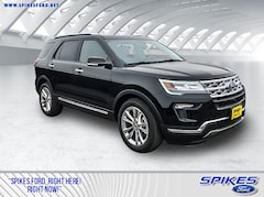 New 2018 Ford Explorer Limited SUV 1FM5K7FH4JGC93377 in Mission, TX