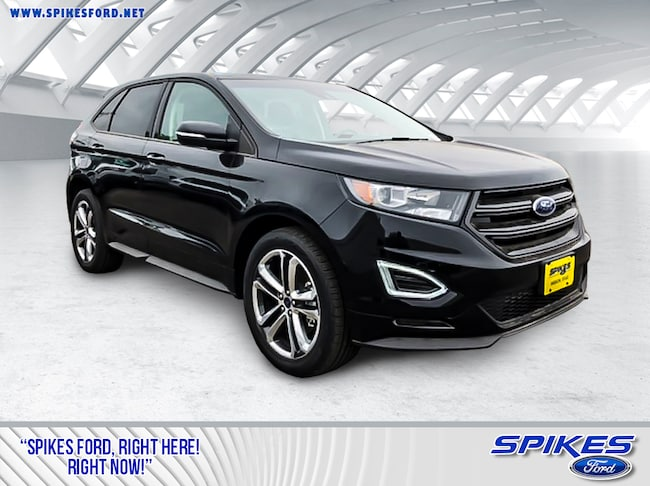 New 2018 Ford Edge Sport Crossover in Mission, TX