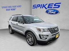 New 2017 Ford Explorer Sport SUV 1FM5K8GT3HGD87172 in Mission, TX