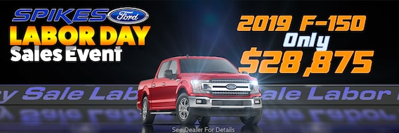Spikes Ford | New 2019-2020 Ford Dealership Mission TX