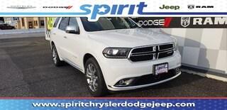New 2018 Dodge Durango CITADEL ANODIZED PLATINUM AWD Sport Utility in Swedesboro New Jersey