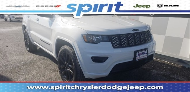 New 2019 Jeep Grand Cherokee ALTITUDE 4X4 Sport Utility For Sale/Lease Swedesboro, NJ