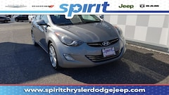 Used 2013 Hyundai Elantra Limited w/PZEV Sedan in Swedesboro New Jersey
