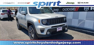 New 2019 Jeep Renegade HIGH ALTITUDE 4X4 Sport Utility ZACNJBB1XKPK13424 in Swedesboro New Jersey