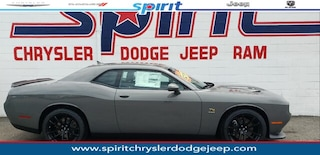 New 2019 Dodge Challenger R/T SCAT PACK Coupe 2C3CDZFJ8KH640059 in Swedesboro New Jersey