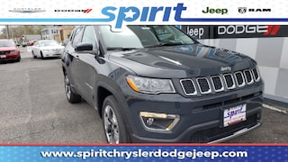 New 2018 Jeep Compass LIMITED 4X4 Sport Utility in Swedesboro New Jersey