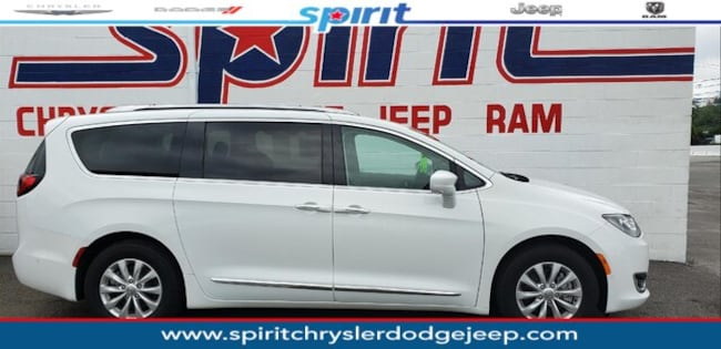 Certified Used 2018 Chrysler Pacifica Touring L Van Swedesboro