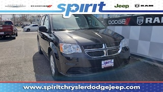 New 2019 Dodge Grand Caravan SE Passenger Van 2C4RDGBG6KR643427 in Swedesboro New Jersey