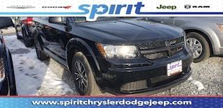 New 2018 Dodge Journey SE Sport Utility 3C4PDCAB6JT535942 in Swedesboro New Jersey