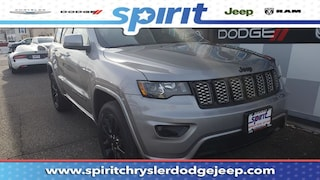 New 2019 Jeep Grand Cherokee ALTITUDE 4X4 Sport Utility 1C4RJFAG4KC671725 in Swedesboro New Jersey