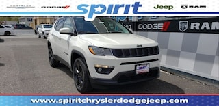 New 2019 Jeep Compass ALTITUDE 4X4 Sport Utility 3C4NJDBB5KT697065 in Swedesboro New Jersey