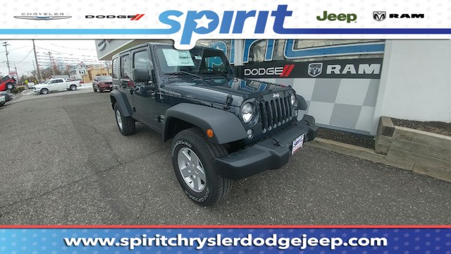 New 2018 Jeep Wrangler Unlimited Exterior Color: Rhino Clearcoat Vin  Number: 1C4BJWDG5JL875087 Stock: 1084800. View This New 2018 Jeep Wrangler  Unlimited In ...