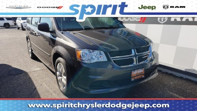 Certified Used 2016 Dodge Grand Caravan AVP/SE Van Swedesboro