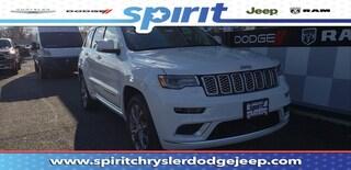 New 2019 Jeep Grand Cherokee SUMMIT 4X4 Sport Utility 1C4RJFJT4KC655571 in Swedesboro New Jersey