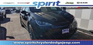 New 2019 Chrysler Pacifica TOURING PLUS Passenger Van 2C4RC1FG5KR609313 in Swedesboro New Jersey