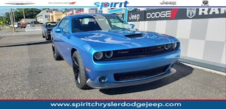 New 2019 Dodge Challenger R/T SCAT PACK Coupe 2C3CDZFJ6KH640058 in Swedesboro New Jersey