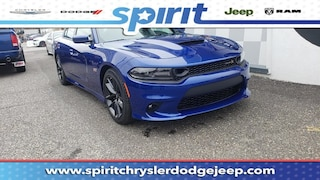 New 2019 Dodge Charger SCAT PACK RWD Sedan 2C3CDXGJXKH603386 in Swedesboro New Jersey