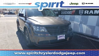 New 2018 Dodge Journey SE Sport Utility 3C4PDCAB9JT532663 in Swedesboro New Jersey
