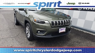New 2019 Jeep Cherokee LATITUDE PLUS 4X4 Sport Utility 1C4PJMLB2KD378591 in Swedesboro New Jersey