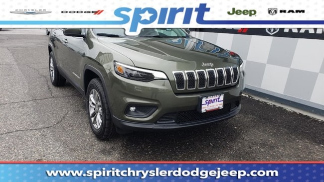 New 2019 Jeep Cherokee LATITUDE PLUS 4X4 Sport Utility For Sale/Lease Swedesboro, NJ