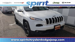 Certified Pre-Owned 2018 Jeep Cherokee Latitude 4x4 SUV in Swedesboro New Jersey
