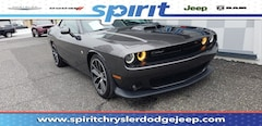 Certified Pre-Owned 2015 Dodge Challenger R/T Scat Pack Coupe in Swedesboro New Jersey