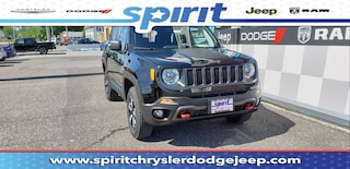 New 2019 Jeep Renegade TRAILHAWK 4X4 Sport Utility ZACNJBC19KPK05913 in Swedesboro New Jersey