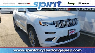 New 2019 Jeep Grand Cherokee SUMMIT 4X4 Sport Utility 1C4RJFJG3KC539653 in Swedesboro New Jersey