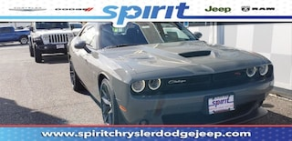 New 2019 Dodge Challenger R/T SCAT PACK Coupe 2C3CDZFJXKH525575 in Swedesboro New Jersey
