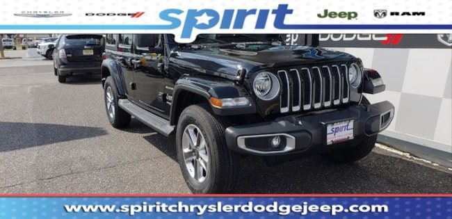 New 2018 Jeep Wrangler UNLIMITED SAHARA 4X4 Sport Utility For Sale/Lease Swedesboro, NJ
