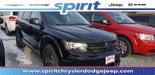 New 2018 Dodge Journey SE Sport Utility 3C4PDCAB9JT534400 in Swedesboro New Jersey