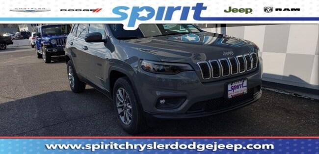 New 2019 Jeep Cherokee LATITUDE PLUS 4X4 Sport Utility For Sale/Lease Swedesboro, NJ
